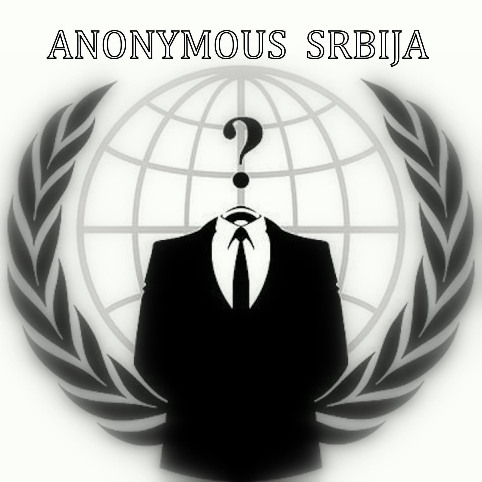 Anonymous Srbija